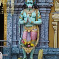 Hanuman Hindu Temple Sundaram Mantra Yoga